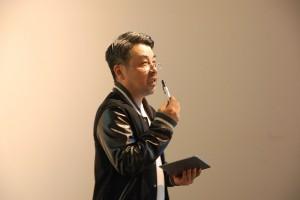 デザインドリブンイノベーションの考え方を取り入れた製品開発プロセスについての講演