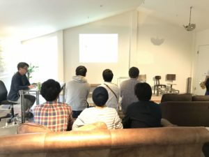感性的理屈とは・・・・ものづくり勉強会にて。at 福岡